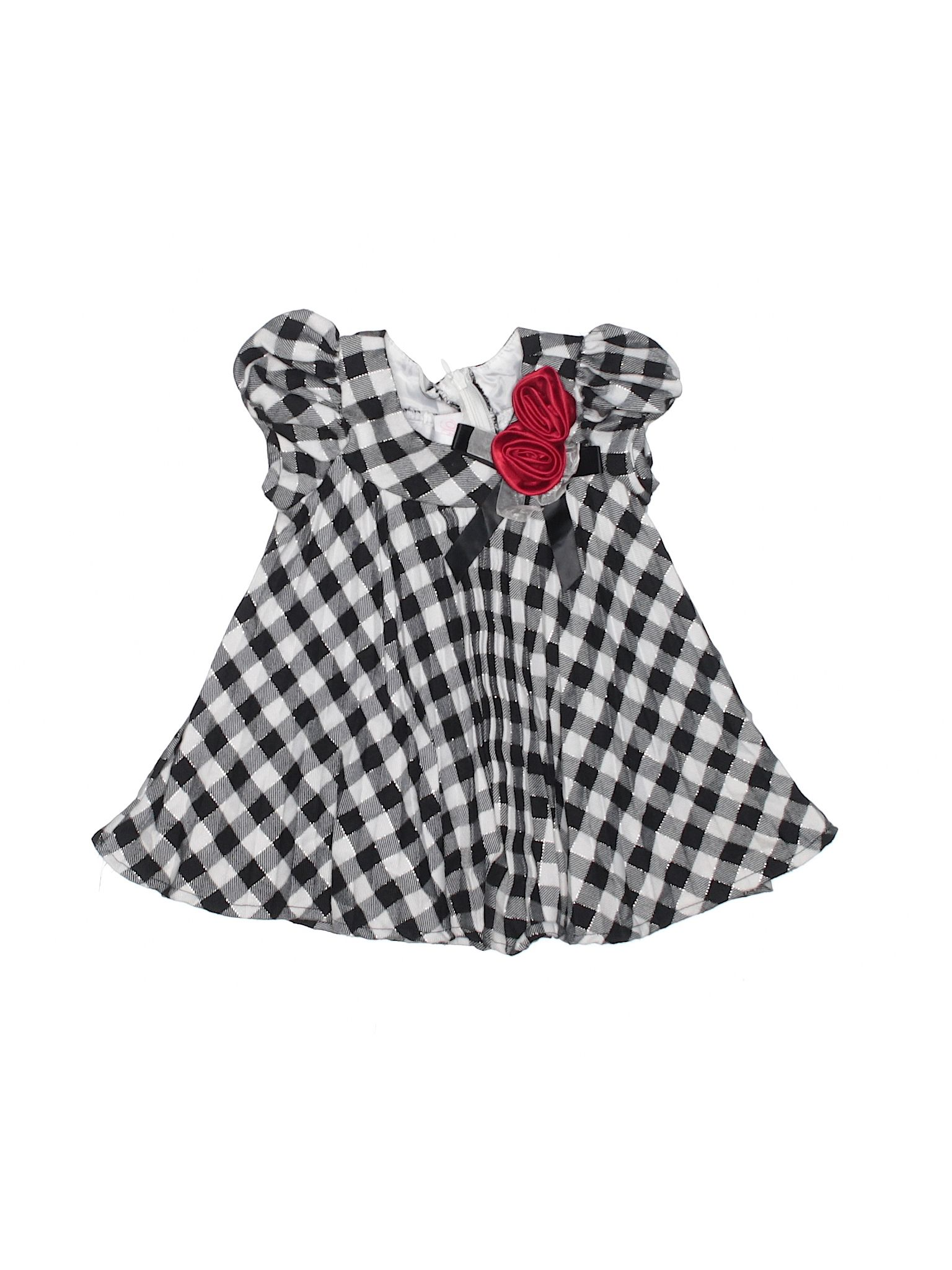 Bonnie Baby Special Occasion Dress Black Girls Skirts & Dresses