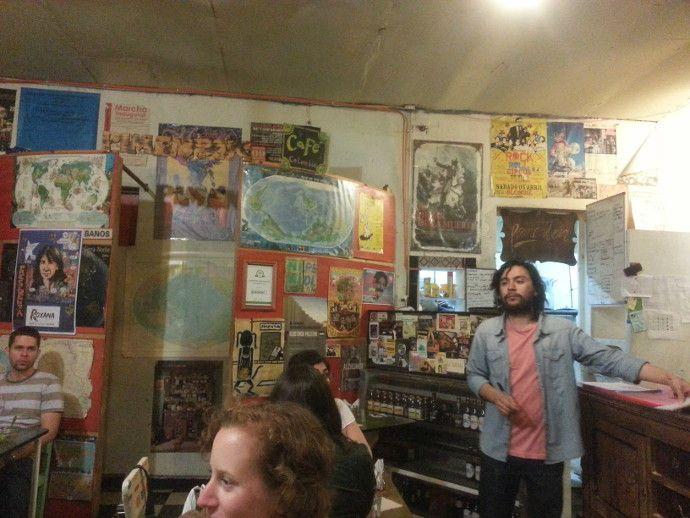 el pimenton bar restaurant valparaiso blog voyage trace ta route