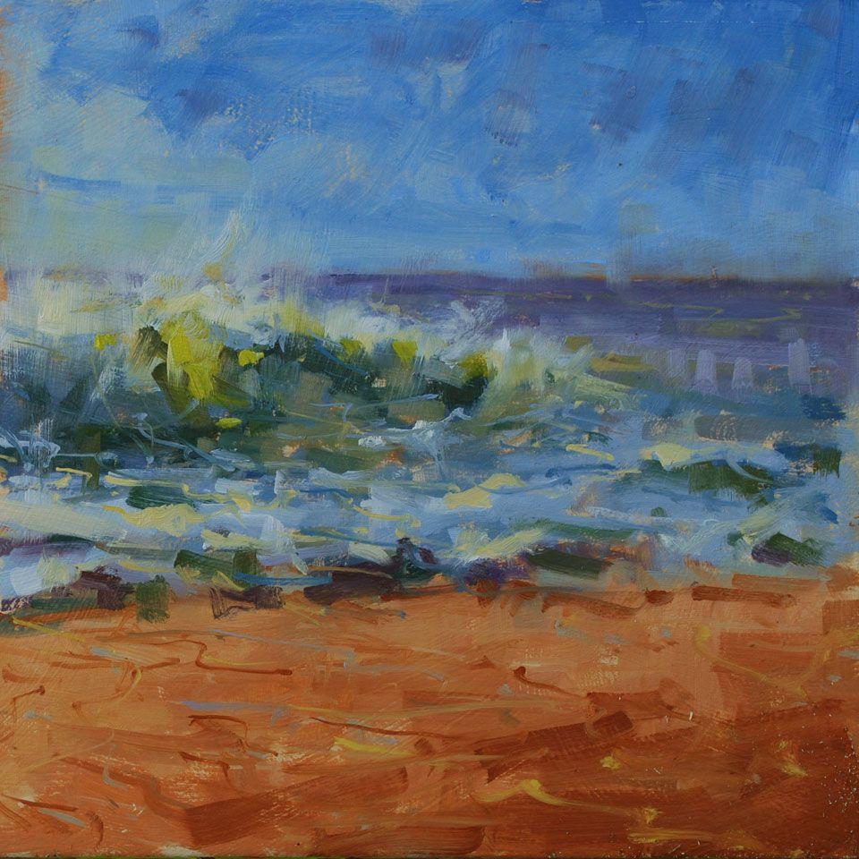 Studio & Plein Air representational oil painter and