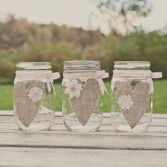 45+ Crafty Cute Mason Jar Ideas for Valentine's Day Gifting and Décor - #Crafty #Cute #Day #Decor #Gifting #Ideas #jar #Mason #Valentines #masonjardecorating