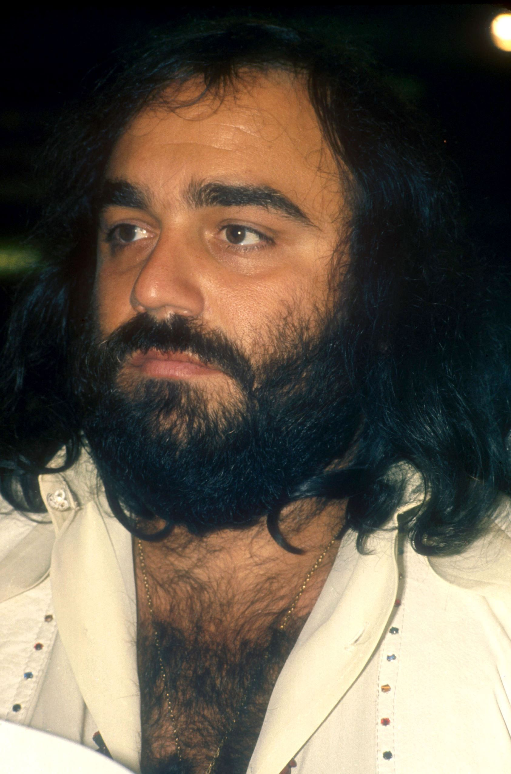 Demis Roussos Life In Pictures Famous Musicians Singer Male Country Singers