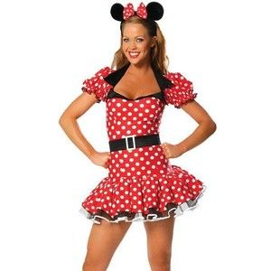 WD Lingerie - FANCY DRESS MINNIE MOUSE COSTUME / MOUSE GIRL .  sc 1 st  Pinterest : girls mini mouse costume  - Germanpascual.Com