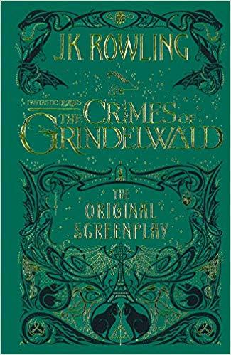 Crimes of grindelwald art book
