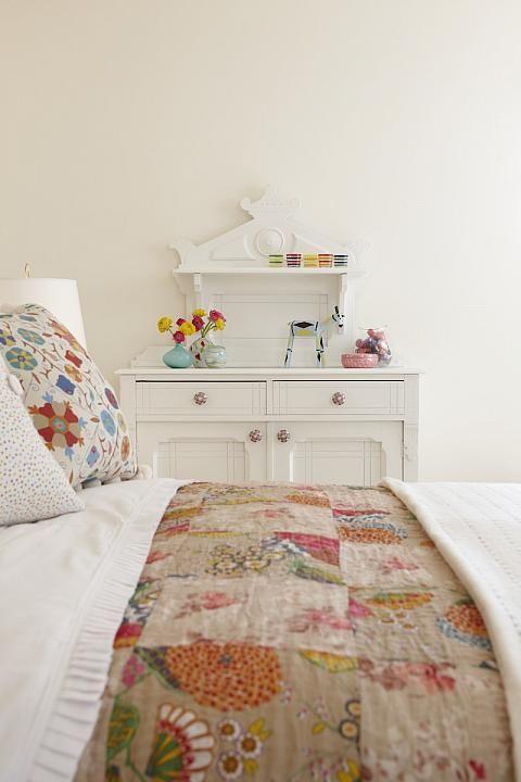 Decor Inspiration: Peaceful Pink Bedroom {Sarah Richardson} | Powder ...