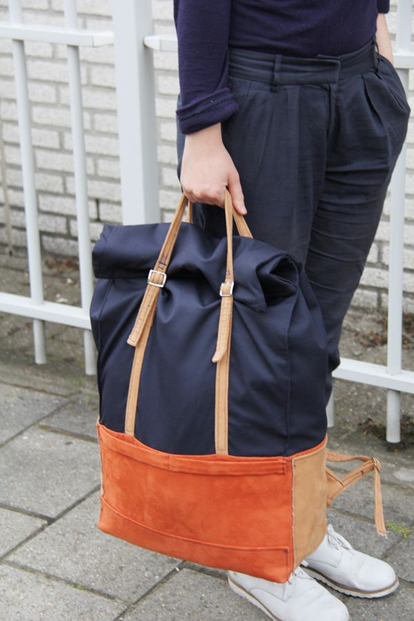 voyatzer backpack by alexquisite | Backpacks, Bag and Leather