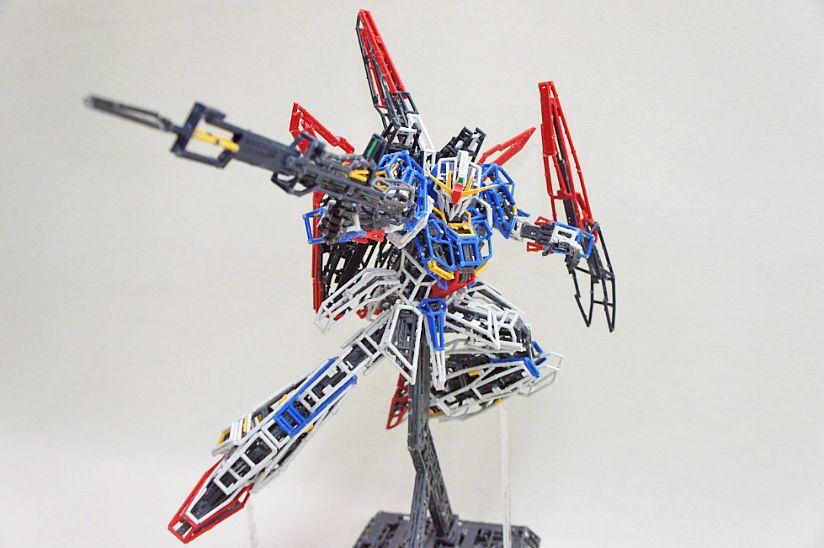 "Gundam 2/"" Mini Figure w Stand"