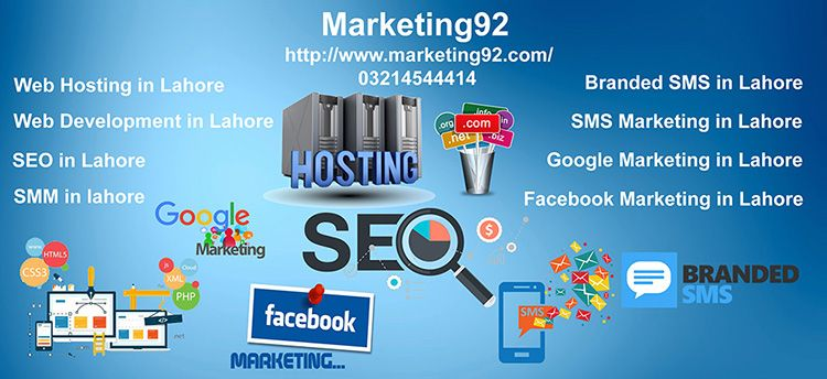 Marketing92 is the most known IT Company in Lahore, Pakistan