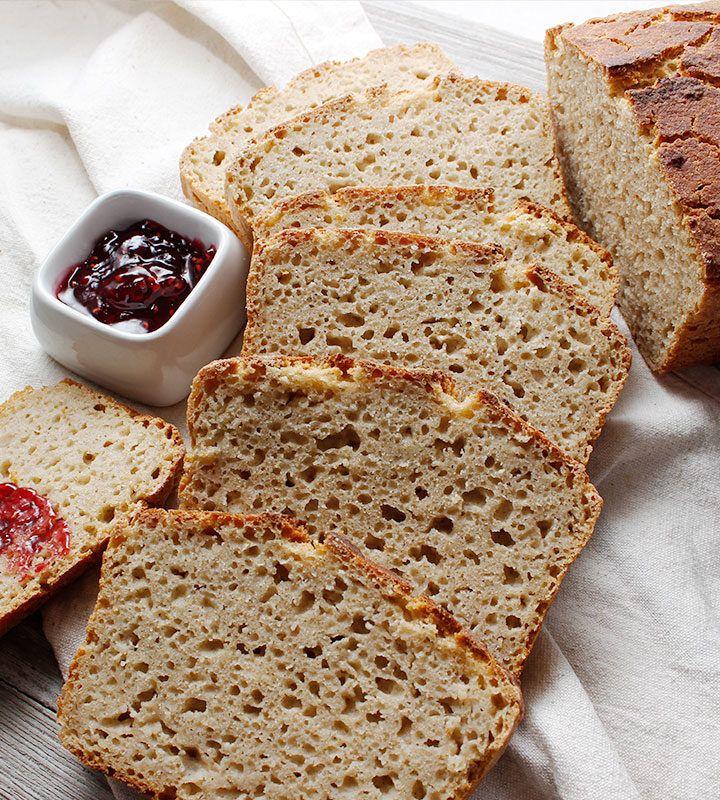 GlutenFree Sourdough Without Psyllium Recipe (With