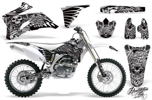 Skulls and Hammers-AMRRACING MX Graphics decal kit fits