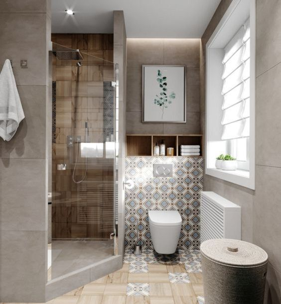 Photo of Small Bathroom Ideas: Simple to Functional Design