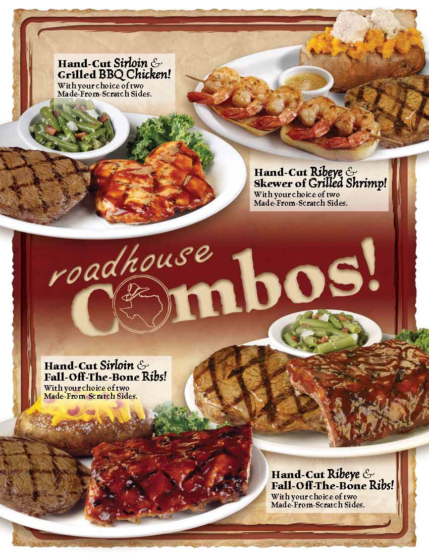 photograph about Texas Roadhouse Printable Menu identify Texas Roadhouse - Manhattan City Heart Reduced carb alternatives