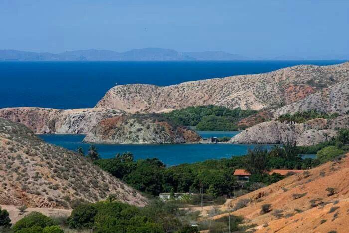 Laguna Grande, Peninsula de Araya, edo. Sucre