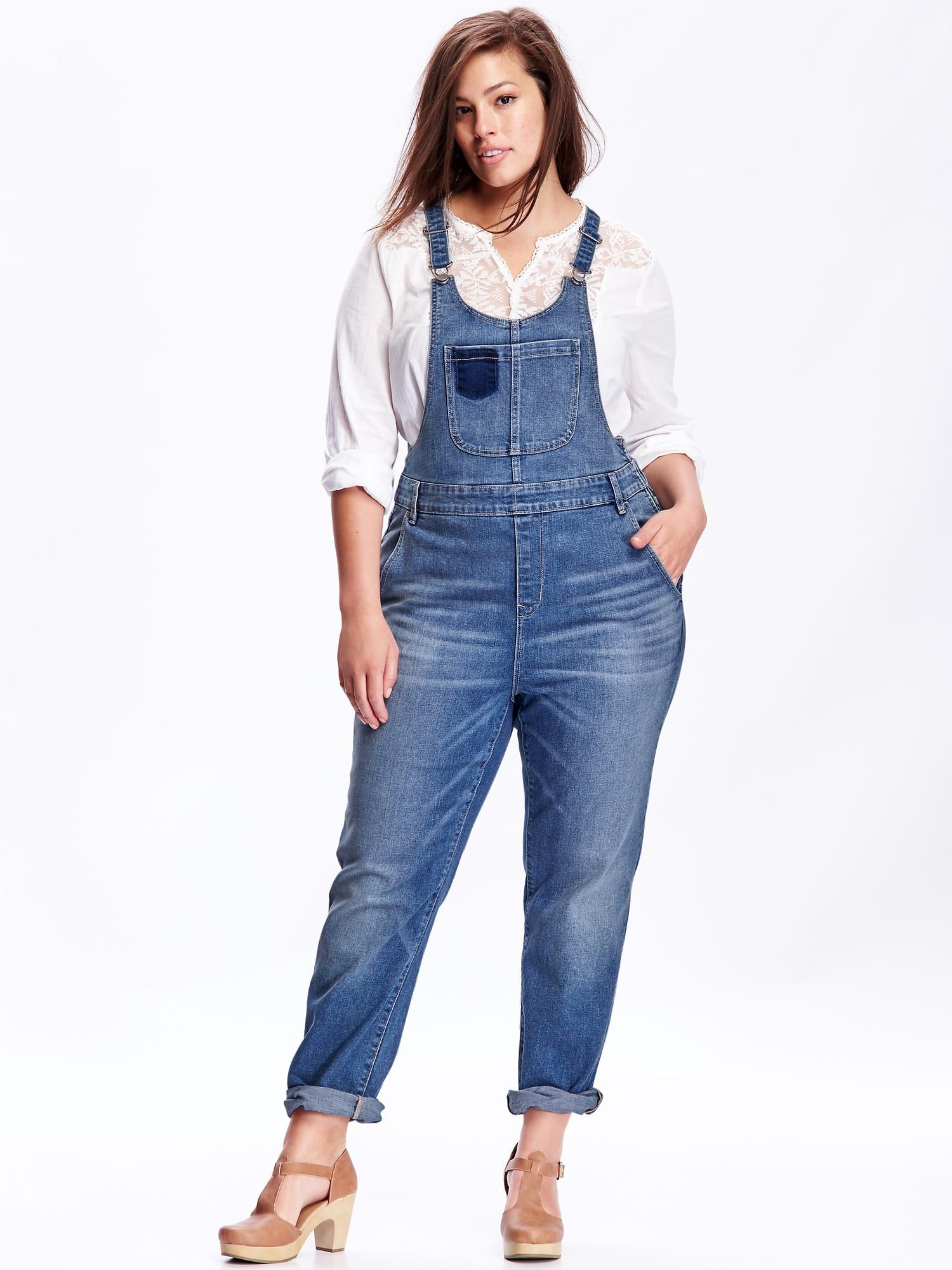 product zoom Womens Denim Overalls, Denim Romper, Overalls Outfit, Jean  Shorts, Moda 8bd9f8d81c