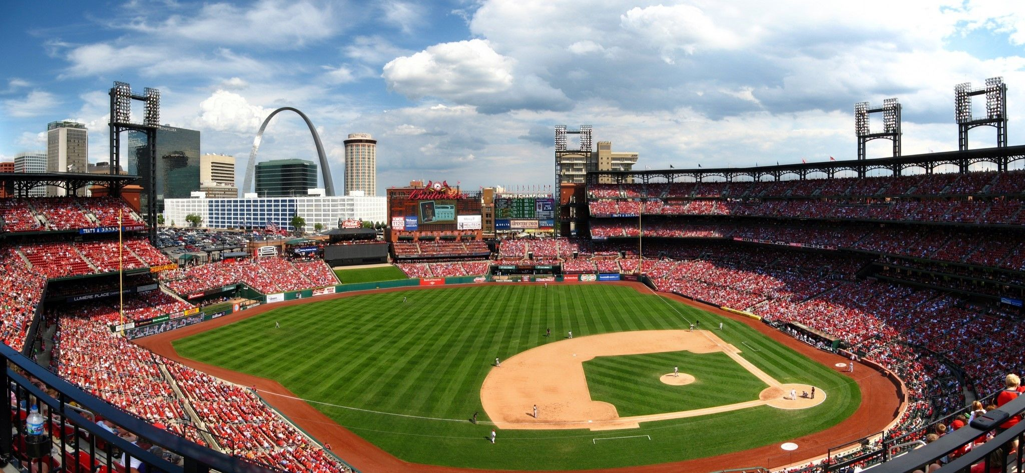 Ranking All 30 Mlb Stadiums Which Ballpark Is The Best Baseball Ballparks Mlb Stadiums Baseball Field Dimensions Mlb