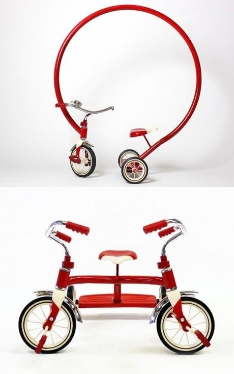 Us�dvanlig Bike