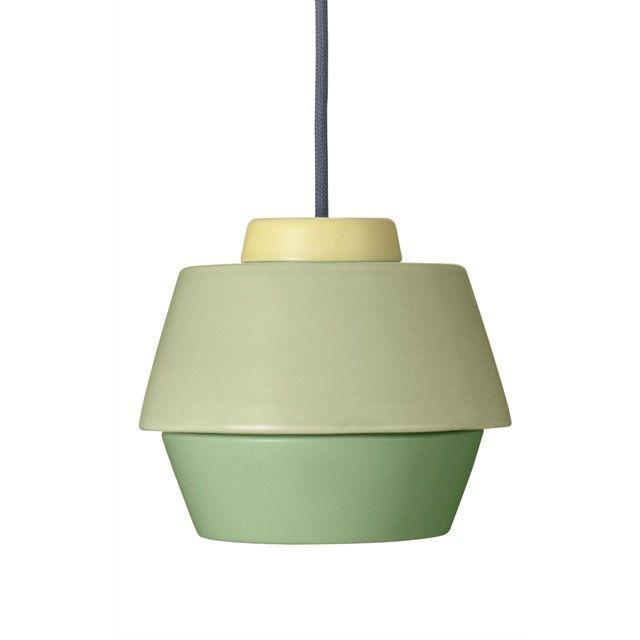 Mella Lampe Grøn