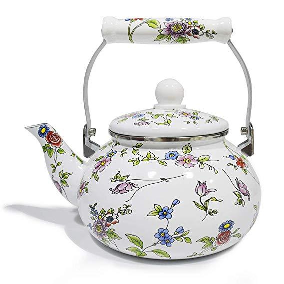 Pin By Kirstie Ingle On Gifts Tea Kettle Tea Pots Enamel Teapot