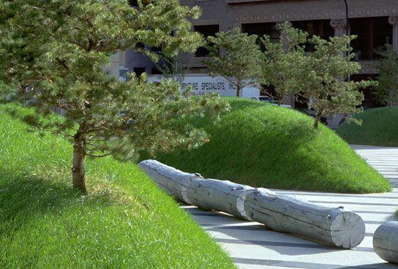 Martha Schwartz Partners Msp Projects Civic Institutional Landscape Architecture Modern Landscaping Martha Schwartz