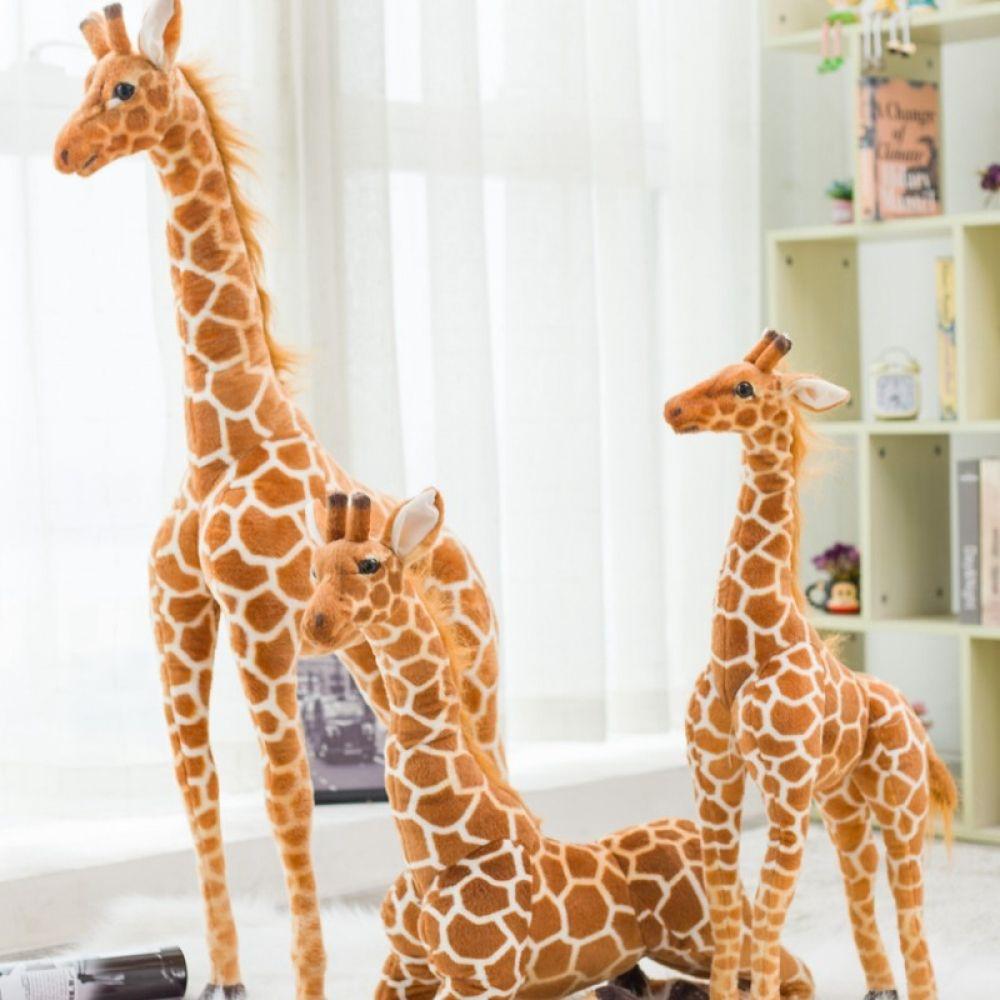 Giant Size Giraffe Plush Toys Cute Stuffed Animal Soft Giraffe Doll Birthday Gift Kids Toy Price 15 00 Free Shipping Giraffe Soft Toy Giraffe Giraffe Plush [ 1000 x 1000 Pixel ]