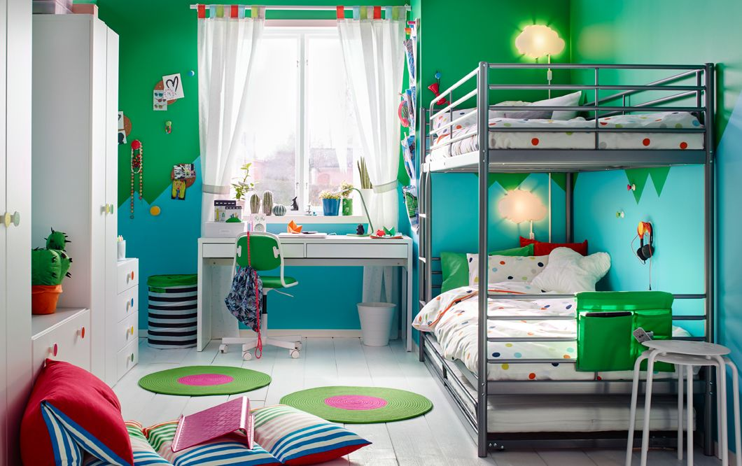 Inspiration Furs Kinderzimmer Ikea Ikea Childrens Bedroom Childrens Bedroom Furniture Bedroom Furnishings