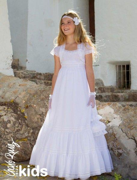 Vestidos para comunion jovenes
