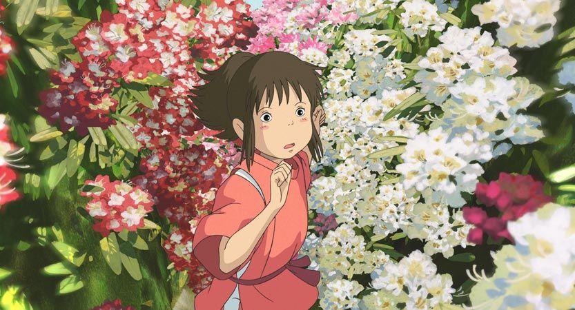 Plauso alla Lucky Red perché rende ancora una volta omaggio al regista giapponese Hayao Miyazaki distribuendo La città incantata