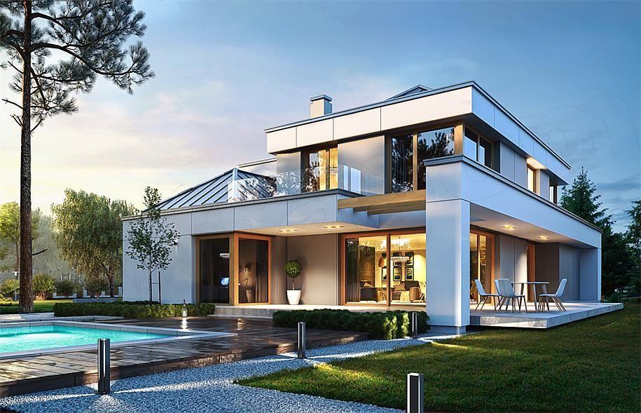 b6f7a5dffb0dc2b36d69bf5b9f3e5973 - 26+ Small Luxury Modern Bungalow House House Design 2020 Gif