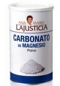 Ana Maria Lajusticia Carbonato De Magnesio 180g Carbonato De