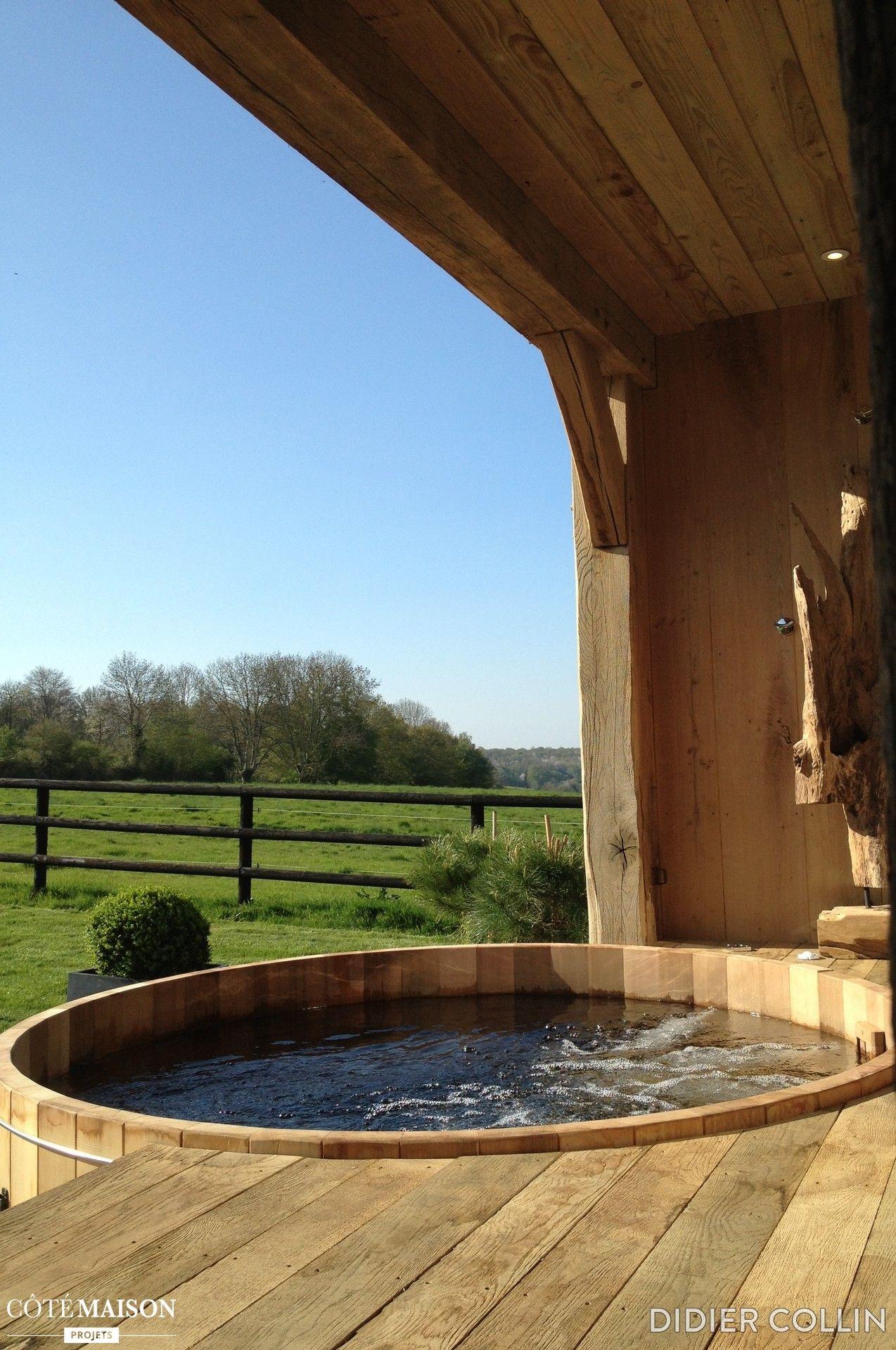 réalisation d\'une maison d\'hôtes de charme avec Spa ( hammam , bain ...