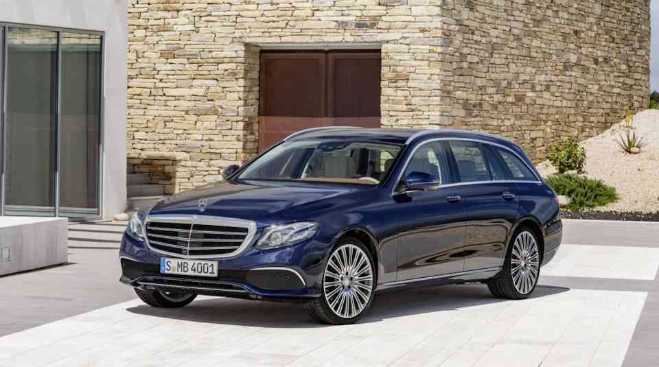 Mercedes Benz 2017 E Class Wagon The Smartest 7 Seater In The World Tech Facts Live Mercedes Benz 2017 Mercedes Benz Mercedes