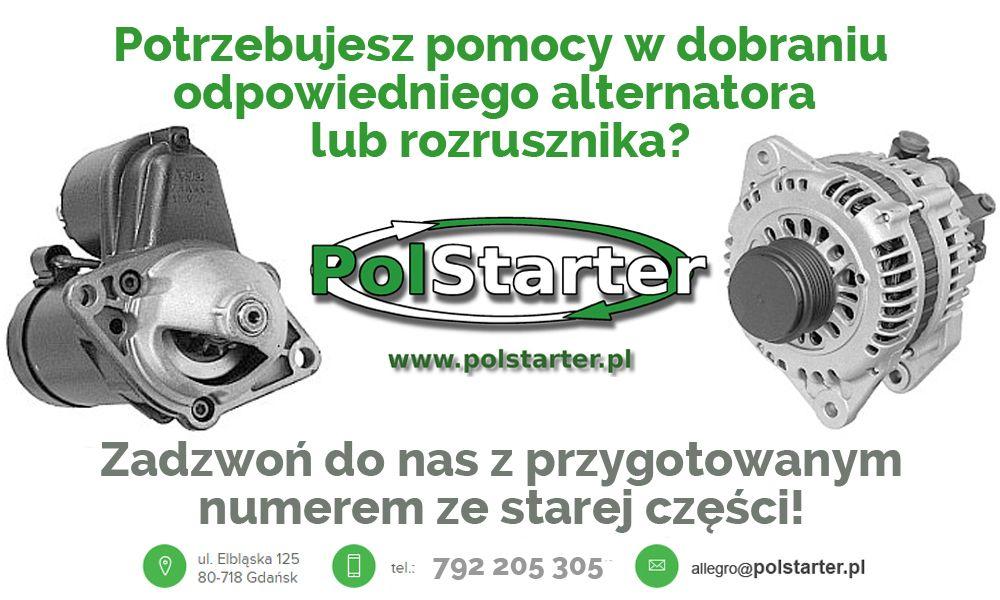 Potrzebujesz Skontaktowac Sie Z Nami Napisz Kontakt 792 205 305 Allegro Polstarter Pl Rozruszniki Alternatory Cze