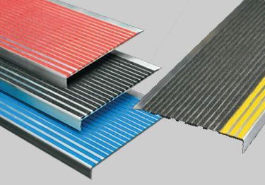 Metal Stair Treads Are An Economical Way To Repair Dangerous Stairways Both  Indoors And Outdoors. Easily Installed Over Stairs Of Virtually Any  Material.