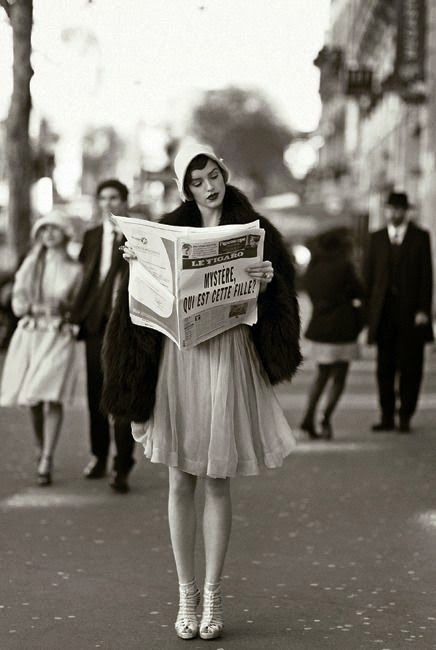 Bramblewood Fashion Modest Beauty Blog How To Dress 1920s Inspired