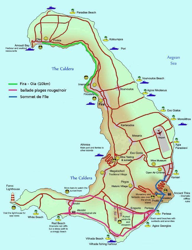 Santorin Une Ile Spectaculaire En Hiver Comme En Ete Santorin Voyage Romantique Voyage Santorin