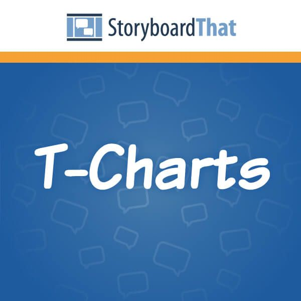 What Is A T-Chart? The T-Chart Is A Very Versatile Graphic