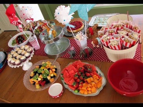 ideas para baby shower comida ideas de comida para baby shower de nia