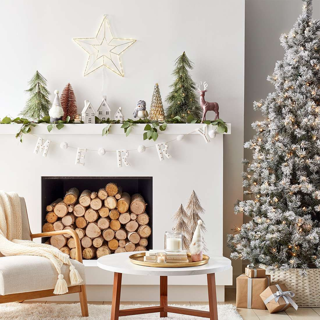 Shop Christmas Decor Collections At Target For Holiday Decor Inspiration Free Shipping Ret Indoor Christmas Decorations Holiday Decor Target Christmas Decor