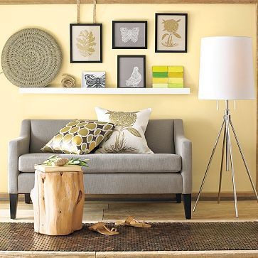 Natural Tree Stump Side Table For the Home Pinterest Room