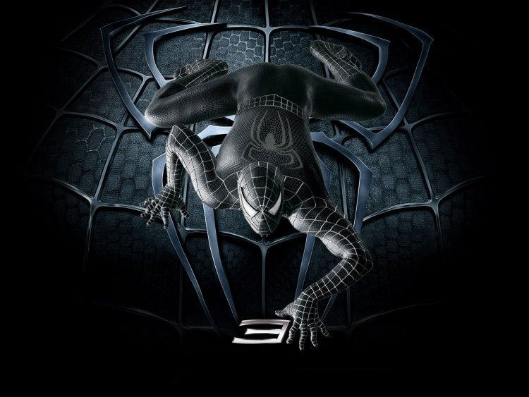 Spider man 3 venom favourite super villians pinterest venom spider man 3 venom voltagebd Image collections