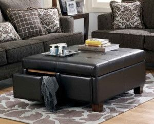 Storage Ottoman Coffee Table Canada | Home Design Ideas