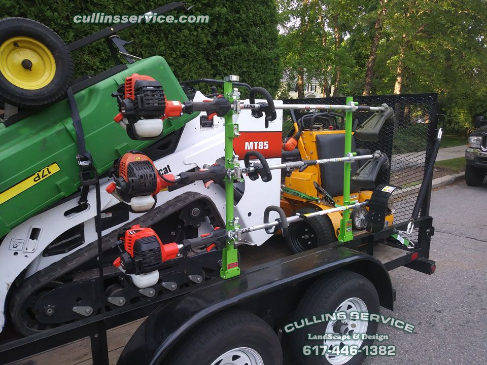 New Greentouch Trimmer Racks From Looks Like We Have Joined The Greentoucharmy And I Believe We Love It Fit Landscape Projects Tree Removal Service Lawn Care