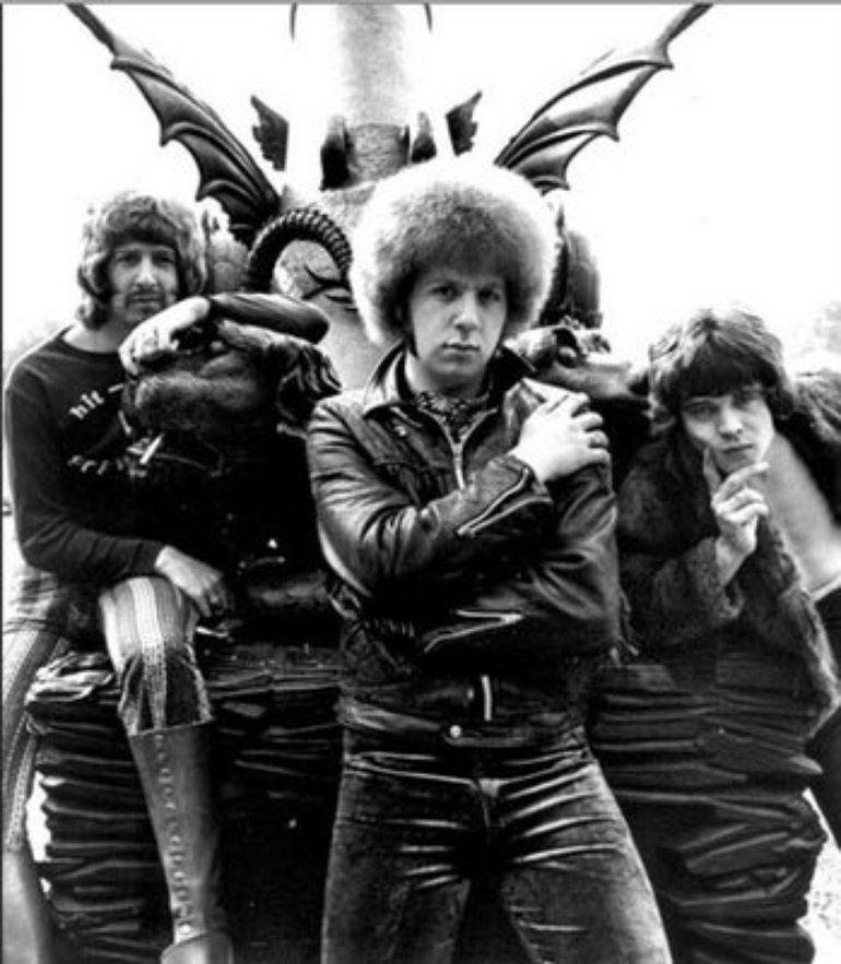 I MIEI SOGNI D'ANARCHIA - Calabria Anarchica: The Gun (band) 1968/1970