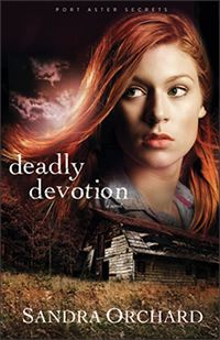 Deadly Devotion by Sandra Orchard Former FBI agent Tom Parker is just trying to keep a low profile, so when research scientist Kate Adams demands he reopen the investigation of her friend's death, he knows his job is at stake. In fact, despite his attraction to her, Tom thinks Kate looks a bit suspicious. Kate knows that if it hadn't been for Daisy, she wouldn't have the job she loves or the faith she clings to. Can Kate uncover the truth? Or will Tom stand in her way?