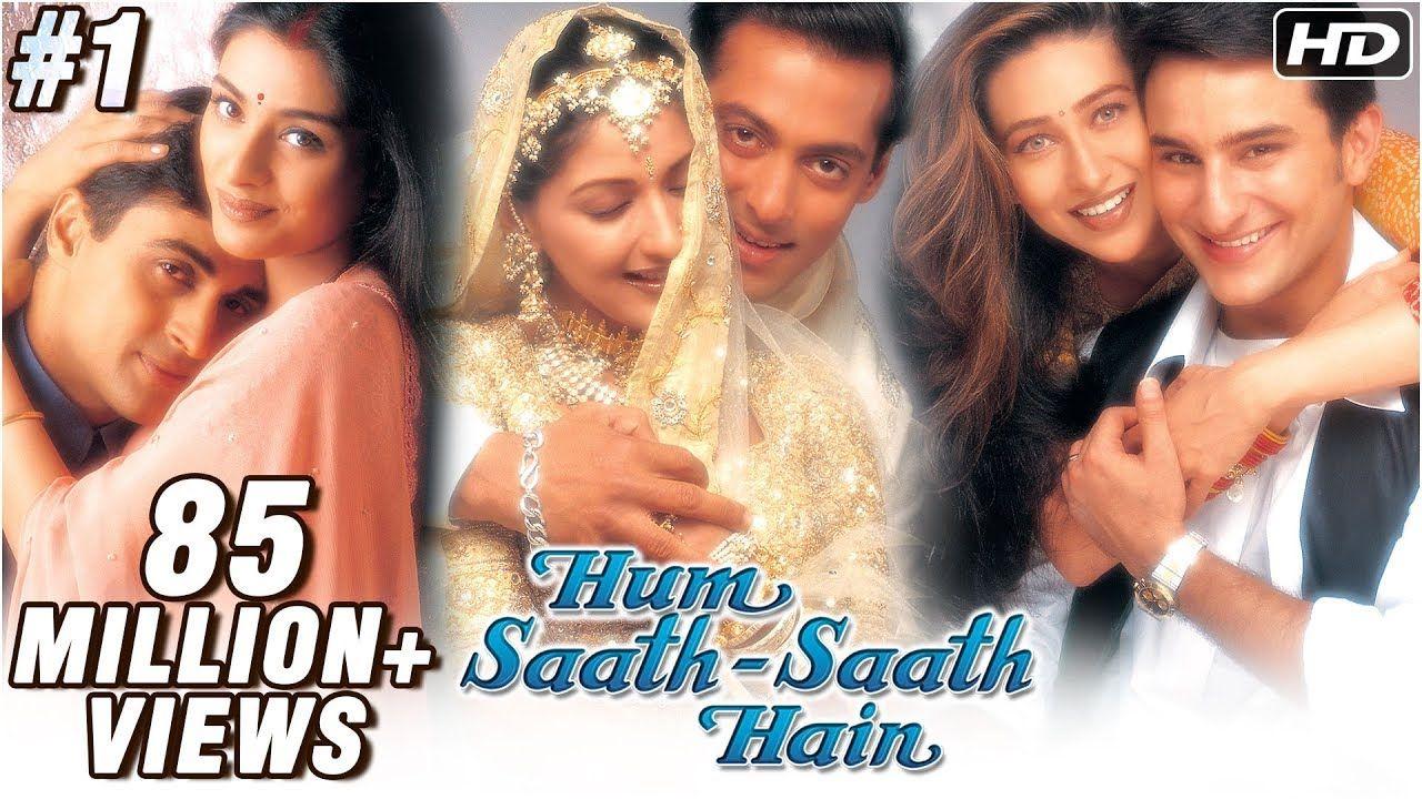 Youtube In 2020 Hd Movies Download Hum Saath Saath Hain Hindi Movies