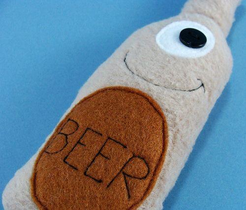 Plush Lager Beer