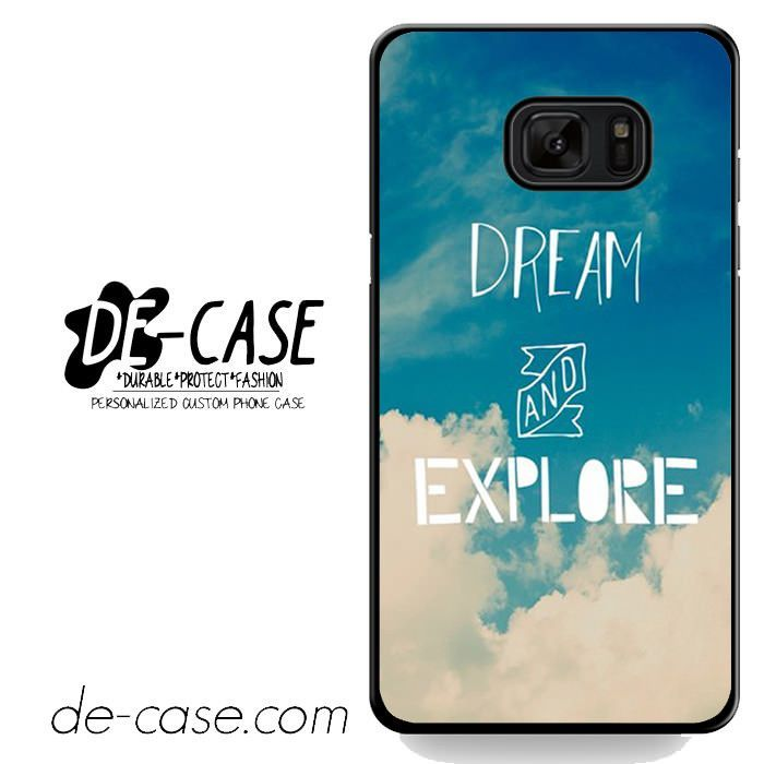 Dream And Explore DEAL-3712 Samsung Phonecase Cover For Samsung Galaxy Note 7