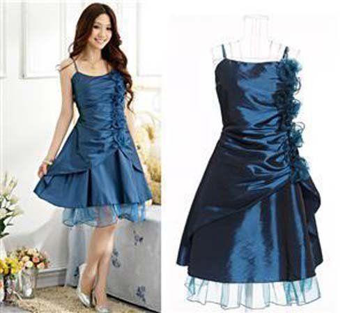 Korean style prom dresses - Dess store 24