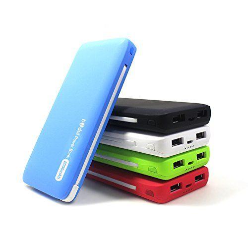 batterie de secours pour smartphone ou tablette batterie externe powerbank 8000mah. Black Bedroom Furniture Sets. Home Design Ideas