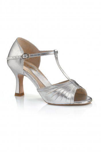04a9bc2a07e Alandra Ladies Ballroom Shoe from Capezio