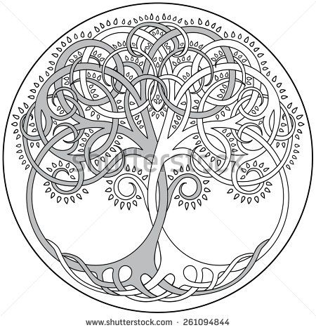 Image Result For Tree Of Life Pattern ART Pinterest Tattoos Fascinating Tree Of Life Pattern
